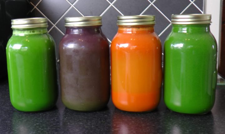 My Juicing Passion