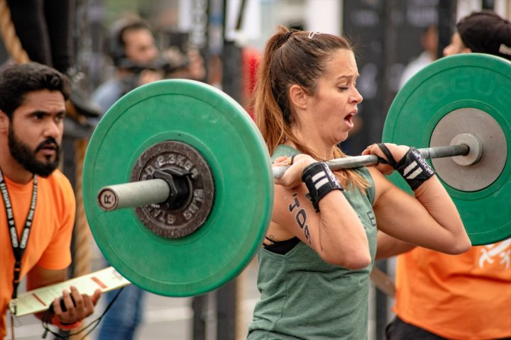 The power of weight lifting for midlife women