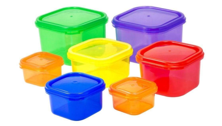 Using portion control pots to limit overeating